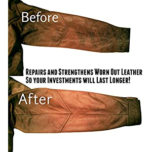 Black Box Leather Conditioner By Honey Leather Cleaner Conditioner Kit-Furniture Softener Protector Restorer-For Cleaning & Conditioning Upholstery Car Seats Sofa Jacket Purses Shoes