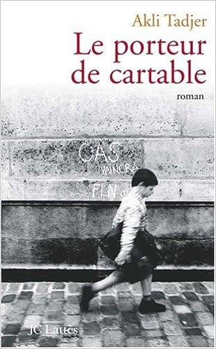 """Résultat de recherche d'images pour """"couverture le porteur de cartable"""""""