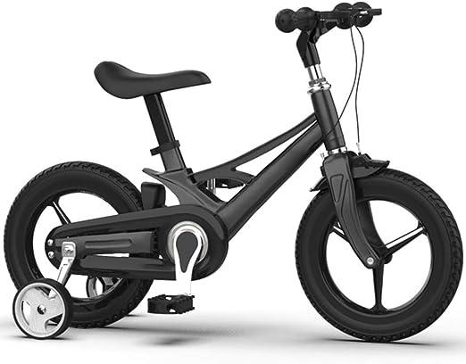 Qazxsw Bicicletas Infantiles Niños 2-8 Años Bicicletas Niñas De ...