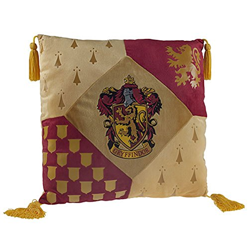 Wizarding World of Harry Potter Gryffindor House Crest 17 Plush Graphic Pillow
