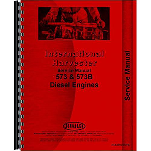 New Hough H-90E Wheel Loader Engine Service Manual ()