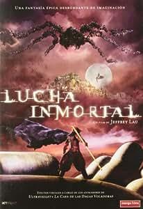 Lucha inmortal [DVD]