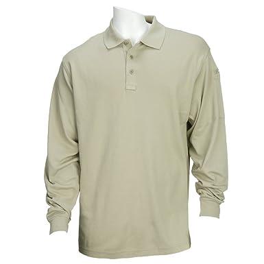 3bb263a67 5.11 Tactical  72049 Performance Long Sleeve Polo Shirt  Amazon.co ...