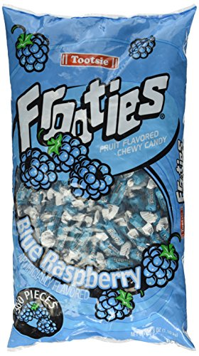 Frooties Blue Raspberry - 360 pack,38.8 OZ]()