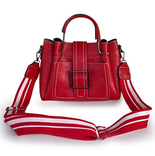 Multicolore Di Delle Dell'unità Elaborazione Tote Donne Spalla Cubo Messenger Sacchetto Rosso Tingting Moda Verde 1Wxnq6vW