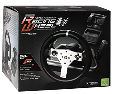 Mad Catz - Volante Inalámbrico Con Force Feedback (Xbox 360 ...