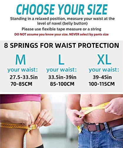 Back Braces for Lower Back Pain Relief with 8 Stays, Breathable Back Support Belt for Men/Women for Work, Breathable Mesh Design with Lumbar Pad – Adjustable Support Straps.