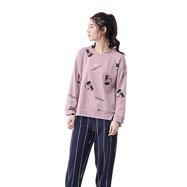 7fb7c2d818d298 レディース パジャマ ルームウェア おしゃれ 綿100% ナイトウェア 上下セット 可愛い 春夏 部屋