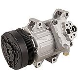 Remanufactured Genuine OEM AC Compressor & A/C Clutch For Suzuki Grand Vitara - BuyAutoParts 60-02229RC Remanufactured