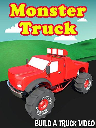 Monster Truck - Build A Truck Video -