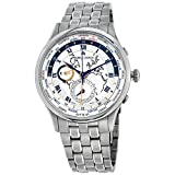 Maurice Lacroix Silver Dial Stainless Steel Men's Watch...