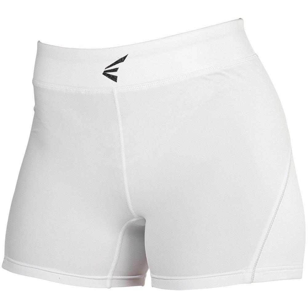 イーストンレディースm5 Sliding Short B00P53RWJY Large|ホワイト ホワイト Large