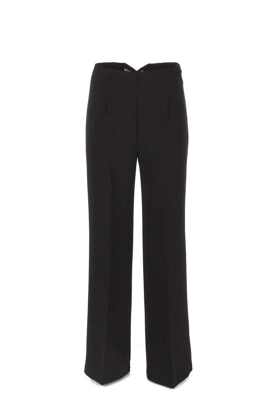 KAOS Pantalone Donna 46 Nero Ki1co021 Autunno Inverno 2018/19