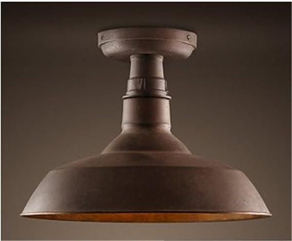 Plafoniere Da Balcone : Larsure vintage stile plafoniera lampada da a sospensione soffitto