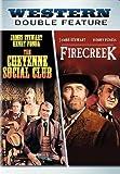 The Cheyenne Social Club DVD & Fire Creek- 2 Movies on Single Disc Version