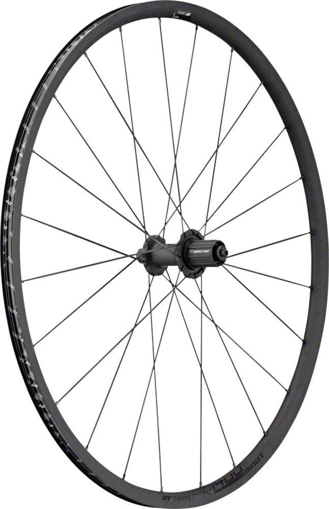 DT Swiss PR1400 - Rueda trasera para bicicleta (700 C, QR x 130 mm ...