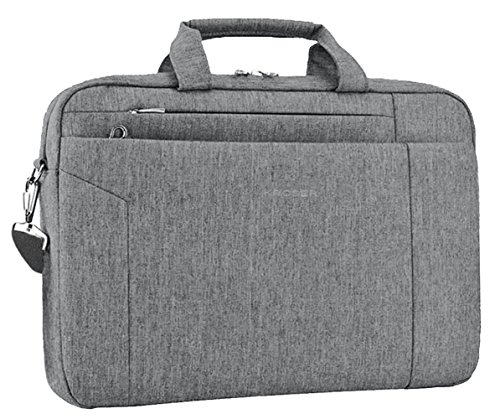 KROSER Laptop Bag 15.6 Inch Briefcase Shoulder Messenger Bag Water...
