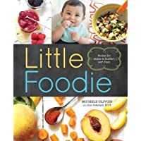 Amazon best sellers best baby food cooking little foodie baby food recipes for babies and toddlers with taste forumfinder Choice Image