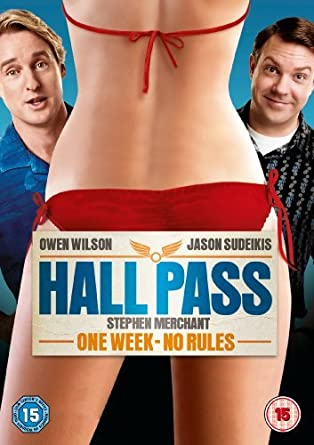 Hall Pass Dvd 2011 By Owen Wilson Amazones Jackie Chan Carol