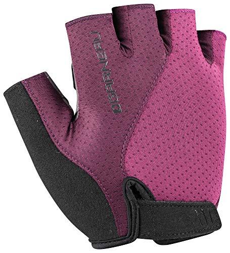 Louis Garneau Women's Air Gel Ultra Bike Gloves, Magenta Purple, -