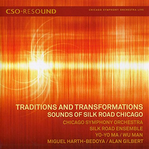 Traditions and Transformations: Sounds of Silk Road - Mas Man