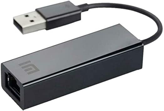 Adaptador LAN Original de Xiaomi USB a Rj45 Tarjeta Ethernet Externa 10 / 100Mbps para Xiaomi TV Box 3 Pro 3S Mac Os Laptop Pc Smart (0) (Togames): Amazon.es: Electrónica