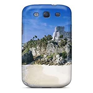 Anti-scratch And Shatterproofphone Cases For Galaxy S3/ High Quality Tpu Cases Black Friday