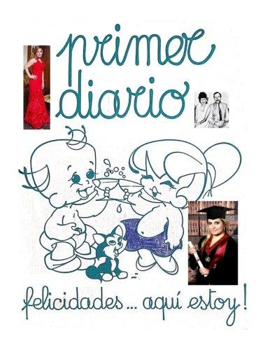 Primer Diario Rosy: mi primer Diario (Volume 1) (Spanish Edition) [Antonieta Sabbagh Dallal] (Tapa Blanda)