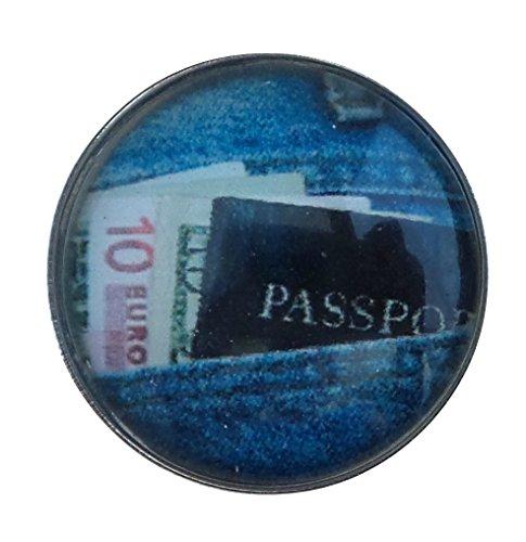 Chunk Charm Passport Denim Diameter
