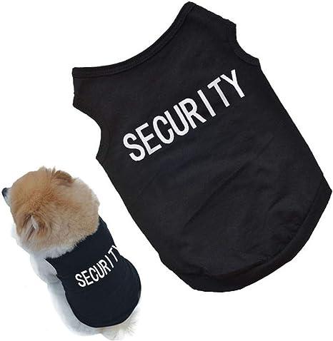 Custom made dog clothing dog puppy small pet vests t.shirt dog apparel Personalised Dog Vest Bone
