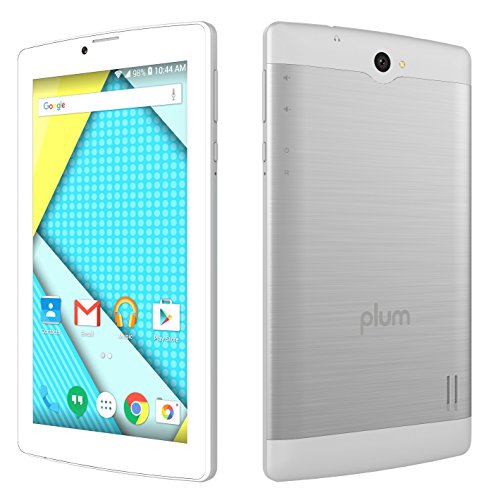 Plum Optimax 12 - Tablet Phone Phablet 4G GSM Unlocked 7
