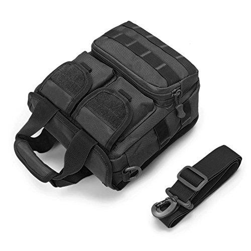 bag Black cm shoulder iEnjoy 23x22x12 qwdOWE