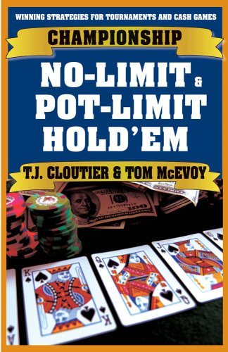 Championship No-Limit & Pot-Limit Hold'em
