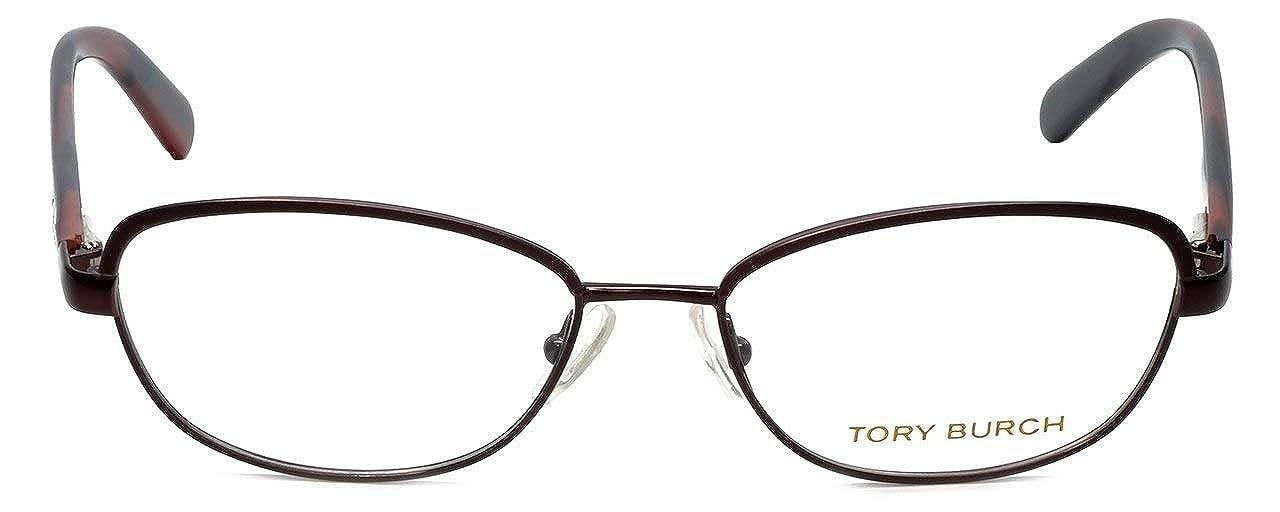 Amazon.com: Tory Burch ty1019 anteojos 368 Ciruela Demo ...