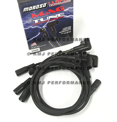 - Moroso 9400M Mag-Tune Spark Plug Wires GM Chevy Trucks 96-02 5.0L 5.7L V8 7mm