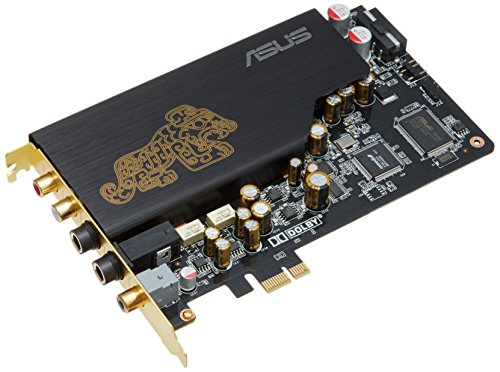 Asus Xonar Essence STX 24-bit 192 kHz Sound Card