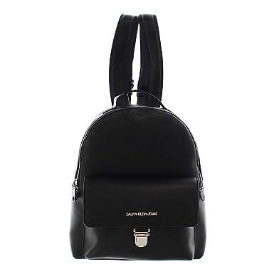 Calvin Klein K40K400651 SCULPTED BP MOCHILA Mujer BLACK UNI: Amazon.es: Ropa y accesorios