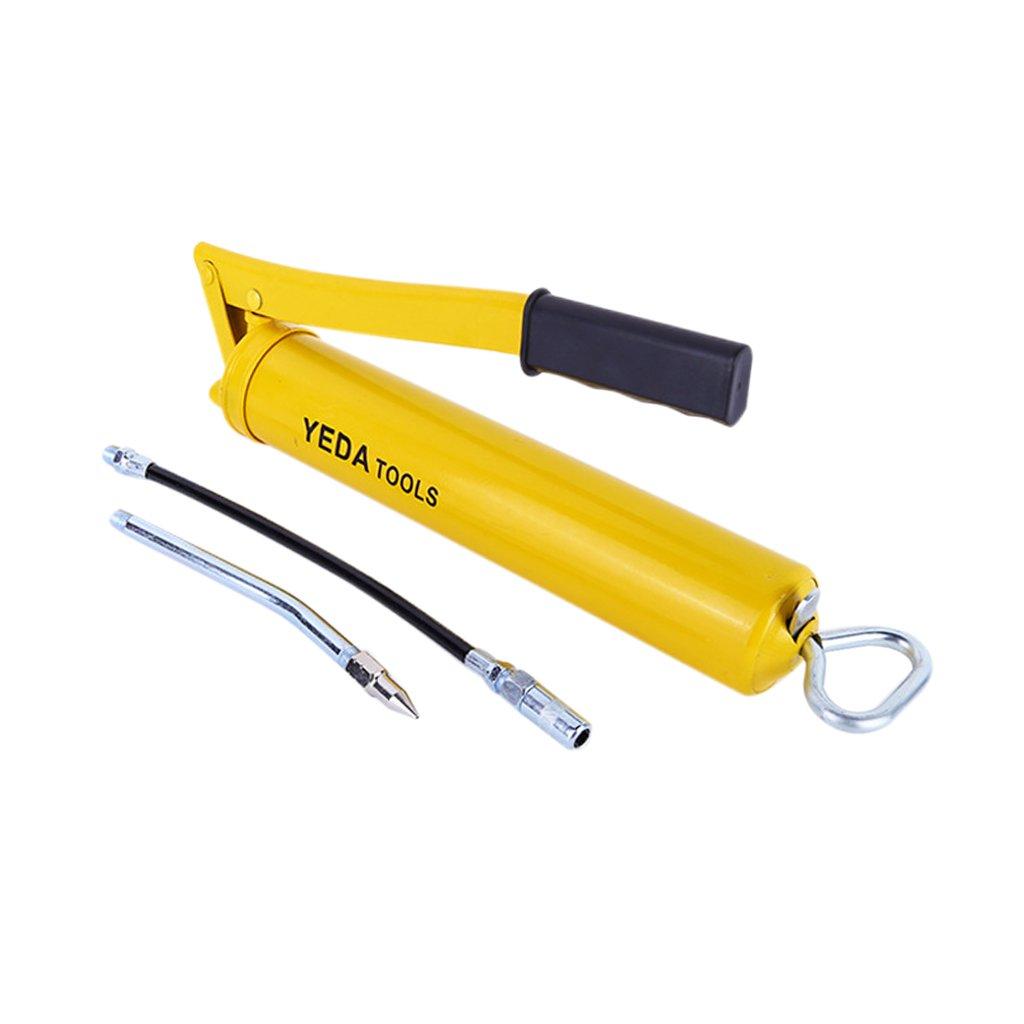 Sharplace 500cc Grip Grease Air Outils Lubrification De Poigné e Set Kit Accessoires Flex Tuyau