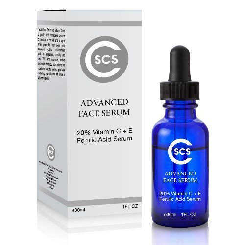 Ferulic Vitamin Serum Wrinkles Puffiness product image