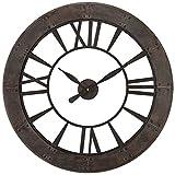 Cheap Uttermost 06085 Ronan Wall Clock, Brown