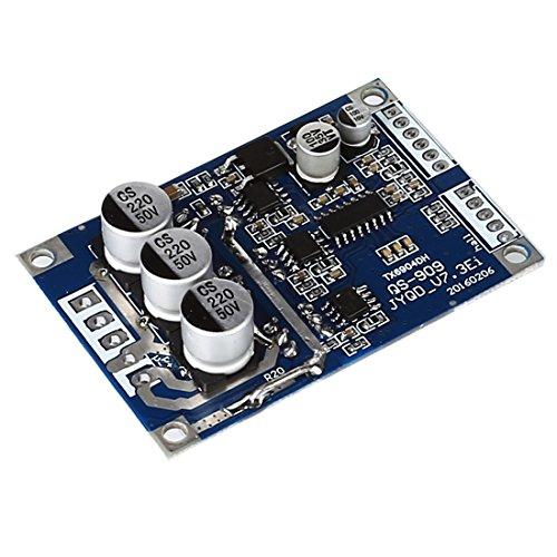 Motor Controller - TOOGOO(R)DC 12V-36V 500W Brushless Motor Controller Hall Motor Balanced Car Driver Board