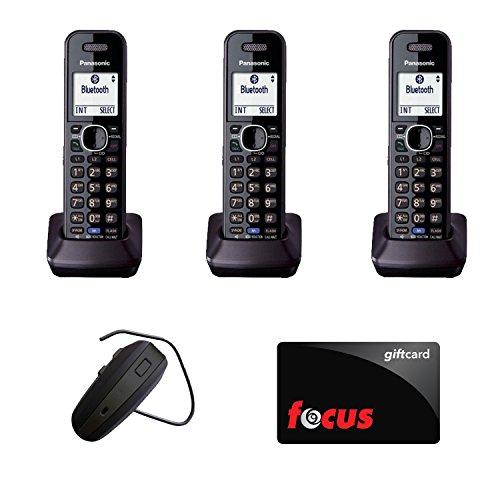 Panasonic KX-TGA950B Accessory 2 Line Handset For KX-TG954X