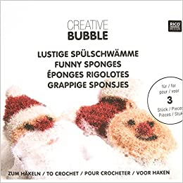 Haekelset Creative Bubble X Mas Amazon Fr Livres Anglais