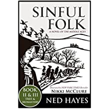 Sinful Folk: TREE & MONASTERY: (includes Book 2 & 3)