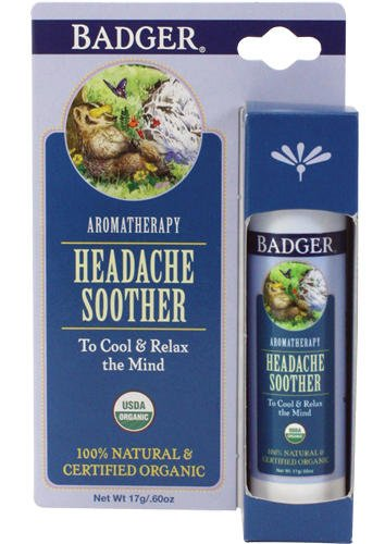 (W.G. Badger Company - Headache Soother .60 oz Stick )