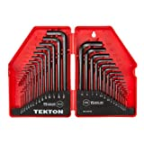 TEKTON 25253 30-pc. Hex Key Wrench Set