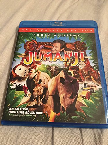 Jumanji - 20th Anniversary Edition [Blu-ray]