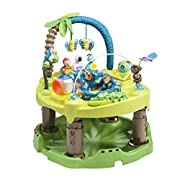 Evenflo Exersaucer Triple Fun Active Learning Center, Life in the Amazon