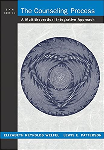 Amazon the counseling process a multitheoretical integrative the counseling process a multitheoretical integrative approach skills techniques process 6th edition fandeluxe Choice Image