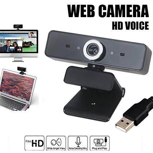 🥇 Cámara HD para Computadora